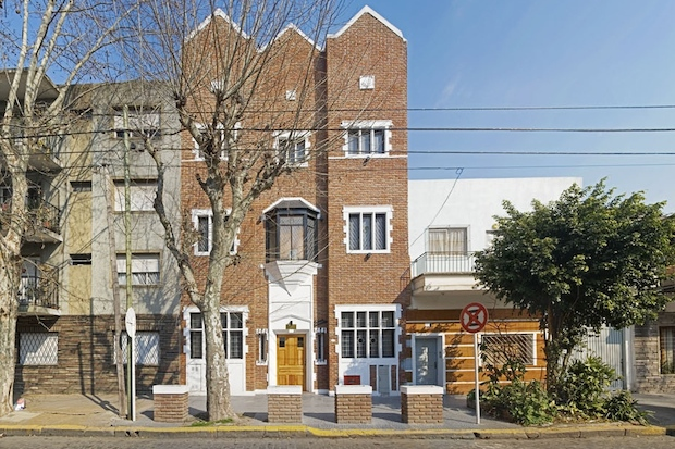 Chabad Flores, Buenos Aires, Argentina - Photo by Andrea Robbins & Max Becher